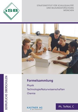 Abbildung von Staatsinstitut für Schulqualität und Bildungsforschung | Formelsammlung | 1. Auflage | 2018 | beck-shop.de