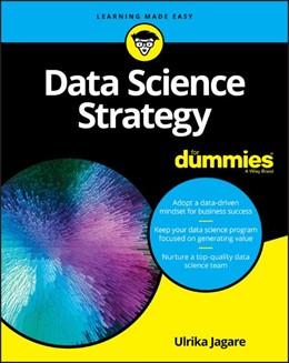 Abbildung von Jägare | Data Science Strategy For Dummies | 1. Auflage | 2019 | beck-shop.de