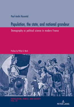 Abbildung von Rosental | Population, the state, and national grandeur | 1. Auflage | 2018 | beck-shop.de