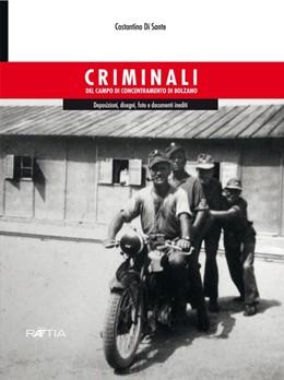 Abbildung von Di Sante | Criminali del campo di concentramento di Bolzano | 1. Auflage | 2019 | beck-shop.de