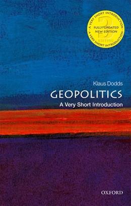 Abbildung von Dodds | Geopolitics: A Very Short Introduction | 2019
