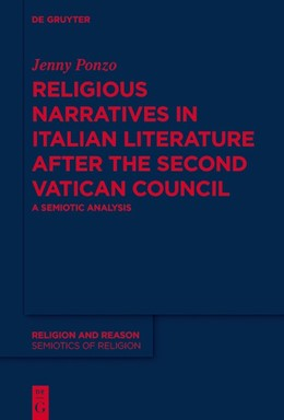 Abbildung von Ponzo | Religious Narratives in Italian Literature after the Second Vatican Council | 2019 | A Semiotic Analysis | 2