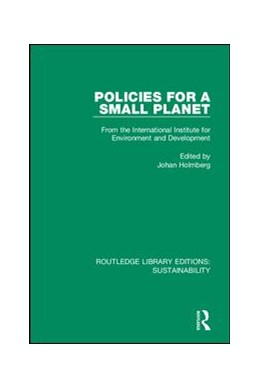 Abbildung von Holmberg | Policies for a Small Planet | 2019 | From the International Institu... | 4