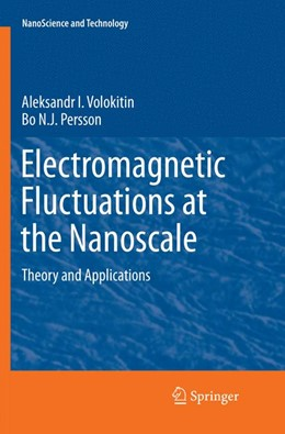 Abbildung von Volokitin / Persson | Electromagnetic Fluctuations at the Nanoscale | Softcover reprint of the original 1st ed. 2017 | 2018 | Theory and Applications