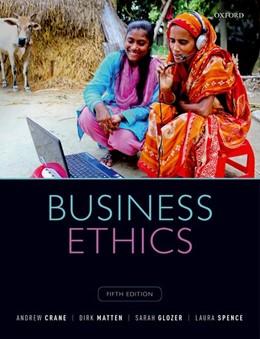Abbildung von Crane / Matten | Business Ethics | 5. Auflage | 2019 | beck-shop.de