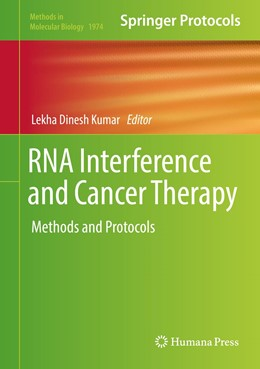 Abbildung von Dinesh Kumar | RNA Interference and Cancer Therapy | 1st ed. 2019 | 2019 | Methods and Protocols | 1974