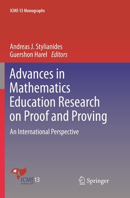 Abbildung von Stylianides / Harel | Advances in Mathematics Education Research on Proof and Proving | 1. Auflage | 2019 | beck-shop.de