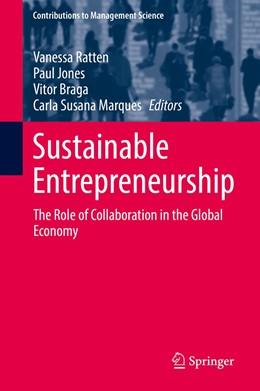 Abbildung von Ratten / Jones | Sustainable Entrepreneurship | 1. Auflage | 2019 | beck-shop.de
