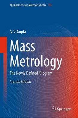 Abbildung von Gupta | Mass Metrology | 2nd ed. 2019 | 2019