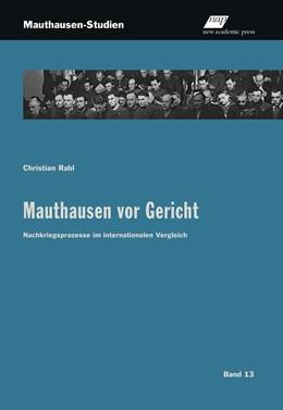 Abbildung von Rabl   Mauthausen vor Gericht   1. Auflage   2019   beck-shop.de