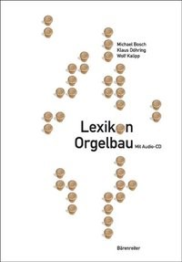 Lexikon Orgelbau | Bosch / Döhring / Kalipp, 2007 | Buch (Cover)