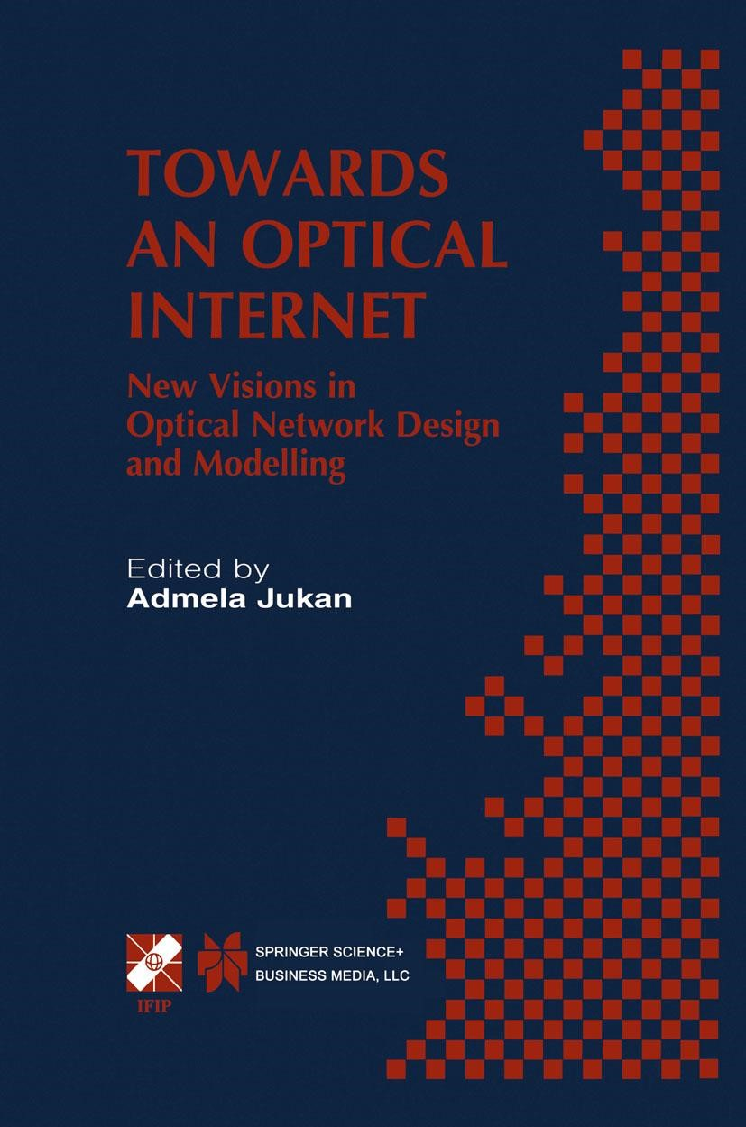 Towards an Optical Internet | Jukan, 2001 | Buch (Cover)