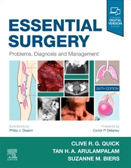 Abbildung von Quick / Biers | Essential Surgery | 6. Auflage | 2019 | beck-shop.de