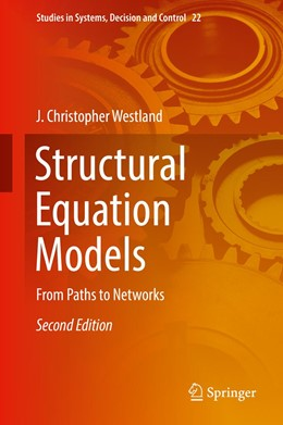 Abbildung von Westland | Structural Equation Models | 2nd ed. 2019 | 2019 | From Paths to Networks | 22