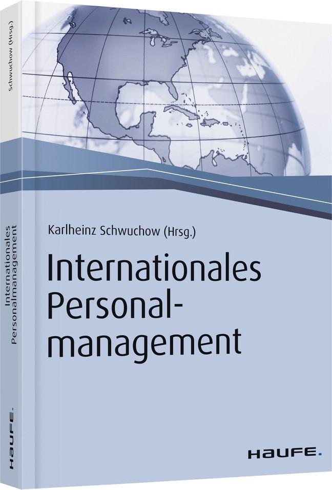Internationales Personalmanagement | Schwuchow, 2019 | Buch (Cover)