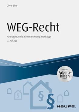 Abbildung von Elzer | WEG-Recht - inkl. Arbeitshilfen online | 3. Auflage | 2018 | beck-shop.de