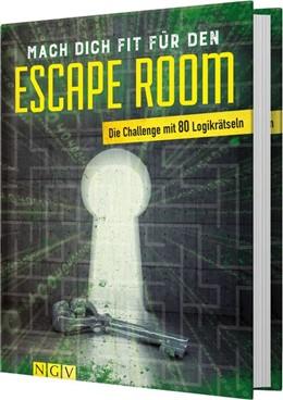Abbildung von Hiese   Mach dich fit für den Escape Room   2019   Die Challenge mit 84 Logikräts...