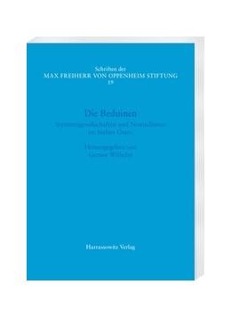 Abbildung von Wilhelm | Die Beduinen | 2018 | Stammesgesellschaften und Noma...