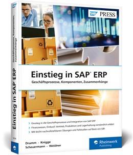 Abbildung von Drumm / Knigge   Einstieg in SAP ERP   1. Auflage   2019   beck-shop.de