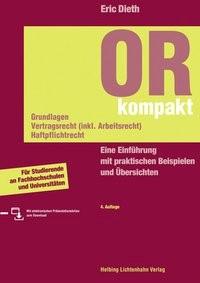 OR kompakt | Dieth | 4. Auflage, 2019 | Buch (Cover)