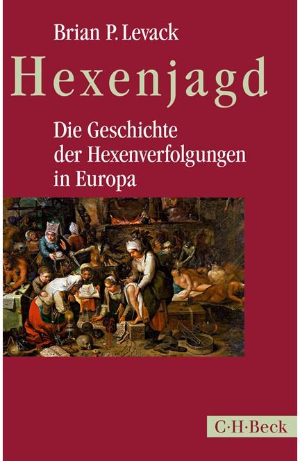 Cover: Brian P. Levack, Hexenjagd