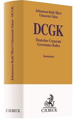 Abbildung von Johannsen-Roth / Illert / Ghassemi-Tabar | Deutscher Corporate Governance Kodex: DCGK | 2020