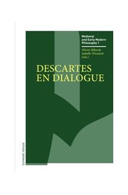 Abbildung von Ribordy / Wienand | Descartes en dialogue | 2019 | 1