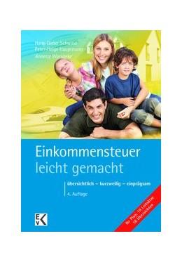 Abbildung von Warsönke / Schwind | Einkommensteuer - leicht gemacht | 4. Auflage | 2019 | beck-shop.de
