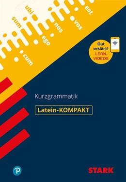 Abbildung von Krichbaumer | STARK Latein-KOMPAKT Kurzgrammatik | 1. Auflage | 2019 | beck-shop.de