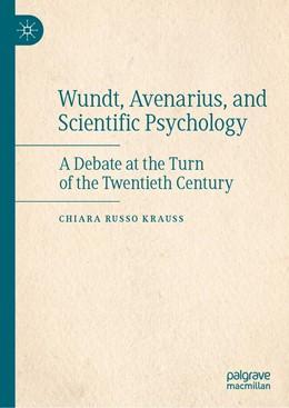 Abbildung von Russo Krauss | Wundt, Avenarius, and Scientific Psychology | 1. Auflage | 2019 | beck-shop.de