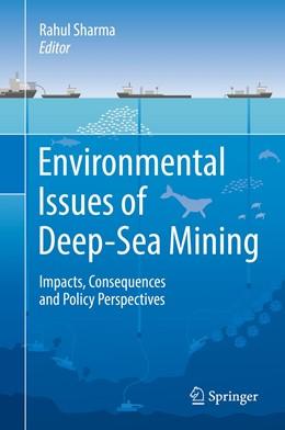 Abbildung von Sharma | Environmental Issues of Deep-Sea Mining | 1. Auflage | 2019 | beck-shop.de