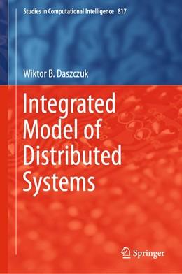 Abbildung von Daszczuk | Integrated Model of Distributed Systems | 1. Auflage | 2019 | 817 | beck-shop.de