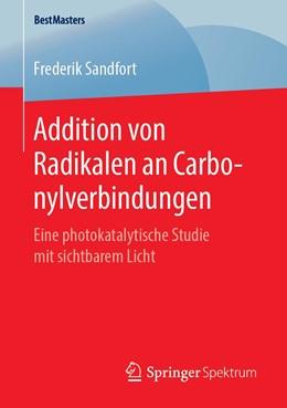 Abbildung von Sandfort | Addition von Radikalen an Carbonylverbindungen | 2019 | Eine photokatalytische Studie ...
