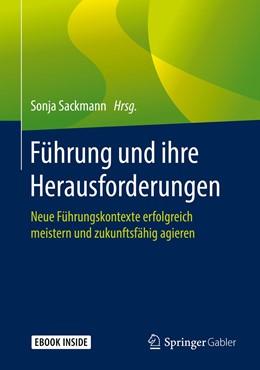 Abbildung von Sackmann | Führung und ihre Herausforderungen | 1. Auflage | 2019 | beck-shop.de