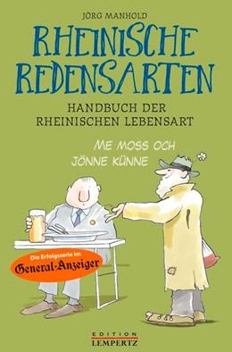 Abbildung von Manhold | Rheinisch für Fortgeschrittene | 2019 | Handbuch der rheinischen Leben...