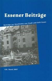 Abbildung von Essener Beiträge Band 120 | 2007