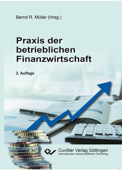Praxis der betrieblichen Finanzwirtschaft | Müller | 2. Auflage, 2019 | Buch (Cover)