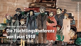 Abbildung von Hopp | Die Flüchtlingskonferenz von Évian 1938 | 2019 | Nach dem Roman
