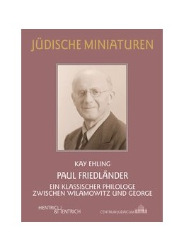 Abbildung von Ehling | Paul Friedländer | 1. Auflage | 2019 | beck-shop.de
