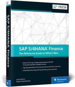 Abbildung von Salmon / Haesendonckx | SAP S/4HANA Finance: The Reference Guide to What's New | 2019