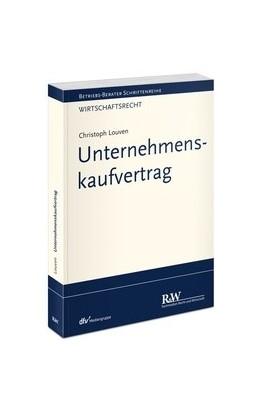 Abbildung von Louven | Handbuch Unternehmenskaufvertrag | 2020