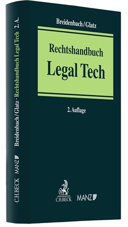 Abbildung von Breidenbach / Glatz | Rechtshandbuch Legal Tech | 2. Auflage | 2020
