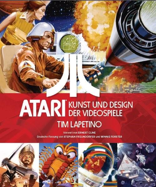 ATARI | Lapetino, 2018 | Buch (Cover)
