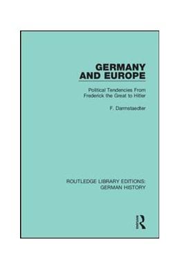 Abbildung von Darmstaedter   Germany and Europe   1. Auflage   2019   7   beck-shop.de
