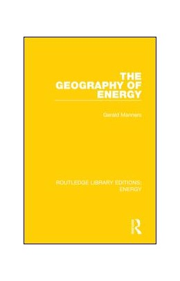 Abbildung von Manners | The Geography of Energy | 2019