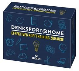 Abbildung von Domzalski | Denksport@home | 2019 | Effektives Kopftraining Zuhaus...
