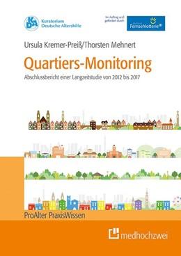 Abbildung von Kremer-Preiß / Mehnert | Quartiers-Monitoring | 2019 | Evaluation zur Umsetzung von Q...