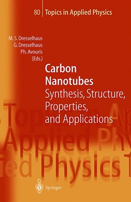 Abbildung von Dresselhaus / Avouris | Carbon Nanotubes | 2001 | Synthesis, Structure, Properti... | 80