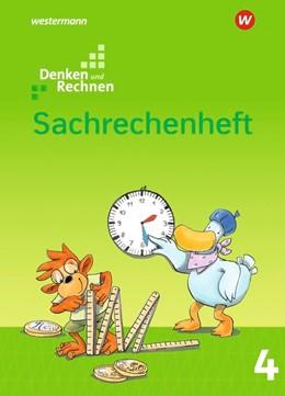 Abbildung von Denken und Rechnen 4. Zusatzmaterialien. Sachrechenheft | 1. Auflage | 2019 | beck-shop.de