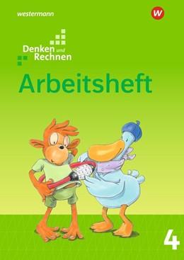 Abbildung von Denken und Rechnen 4. Arbeitsheft. Allgemeine Ausgabe   1. Auflage   2019   beck-shop.de